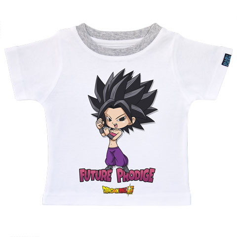 Future Prodige - Caulifla - Dragon Ball Super - T-shirt Enfant manches courtes