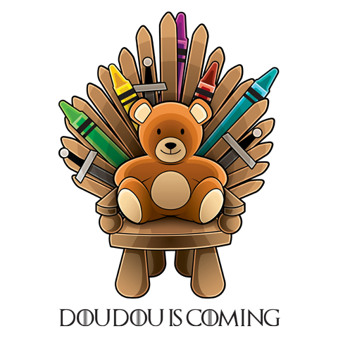 Doudou is coming